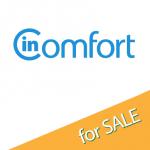 Продается домен и логотип inComfort